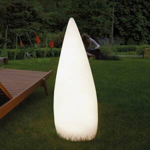 B.lux Prenosná vonkajšia deko LED lampa Kanpazar 80 cm