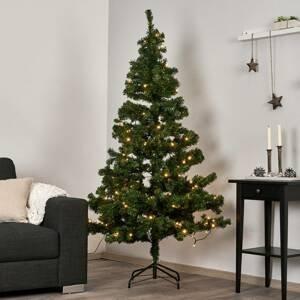 STAR TRADING Svietiaci LED strom Ottawa exteriér 1,5m 110 LED