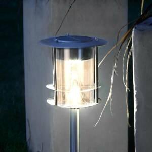 Best Season S hrotom do zeme – solárna LED lampa Garden Stick