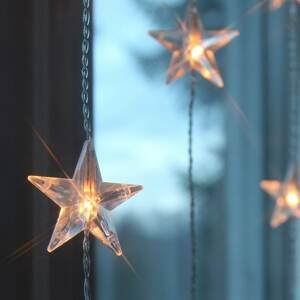 STAR TRADING Desať povrazov – svetelný LED záves Star 20-pl.