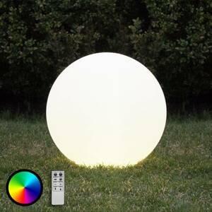Best Season Funkčná LED guľa Twilights diaľkové ovládanie 30cm