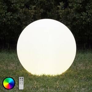 Best Season Funkčná LED guľa Twilights diaľkové ovládanie 40cm