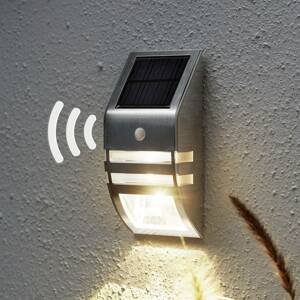 Solárne svetlá so senzorom pohybu
