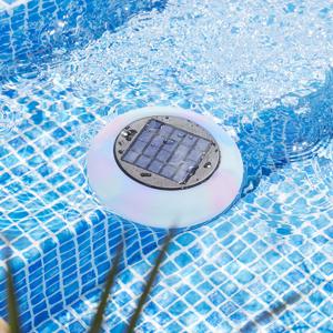 Best Season LED solárna bazénová lampa Pool Light, teplá biela