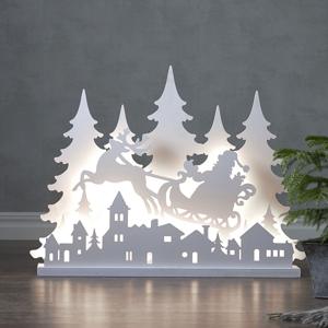 Best Season LED dekoratívne svetlo Grandy Mikuláš, dĺžka 80 cm