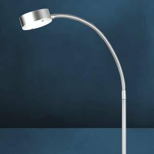 Busch Flexibilná stojaca LED lampa SATURN, 1-plameňová