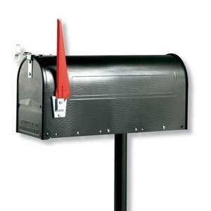Burgwächter Podporný stĺpik 893 S pre poštovú schránku USA