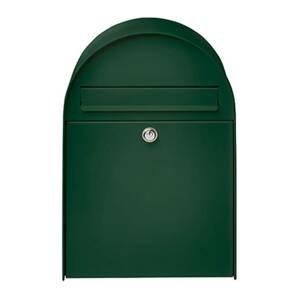 Burgwächter Priestranná poštová schránka Nordic 680 v zelenej
