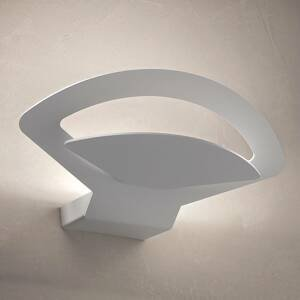 BRAGA Nástenné LED svietidlo Loto, biele