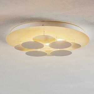 BRAGA Snehobiele stropné LED svietidlo Nuvola