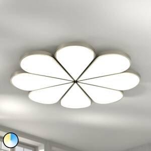 B-Leuchten B-Leuchten Flower stropné LED svietidlo CCT Ø 81cm