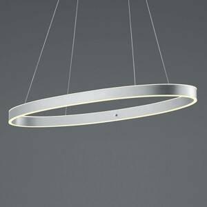 B-Leuchten B-Leuchten Delta závesné LED, hliník matný
