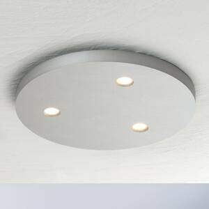 BOPP Bopp Close stropné LED, 3-pl., okrúhle hliník