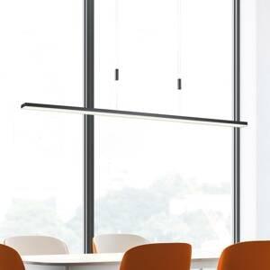 BOPP Bopp Baseline závesné LED svietidlo, hliník
