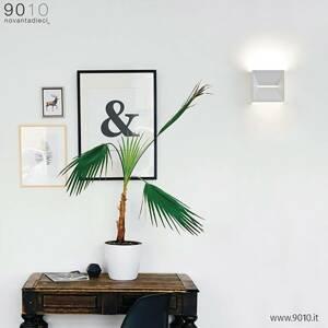 9010 Dizajnérske nástenné LED 2511, 2700K, stmievateľné