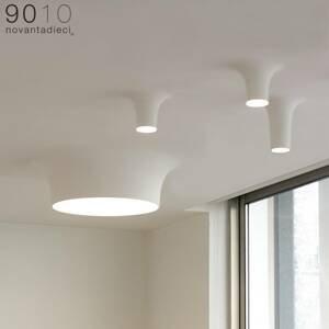 9010 Stropné zapustené LED 8935C, 2700K, 99 x 99cm