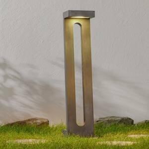 9010 Chodníkové LED svietidlo Zeta z Betaly, čierne