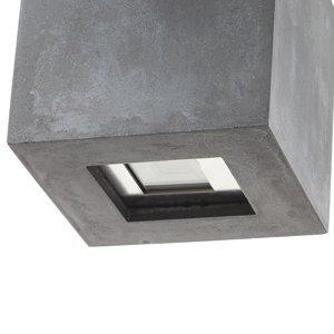 9010 Stropné LED svetlo 1094 vonkajšia oblasť, čierne