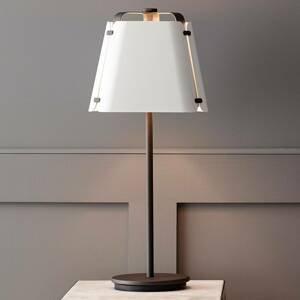 BELID Stolná lampa Wrap z kovu