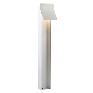 BELID Chodníkové LED svietidlo Bend IP54 biele