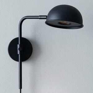 BELID Nástenné LED svetlo Bolero so stmievačom čierne