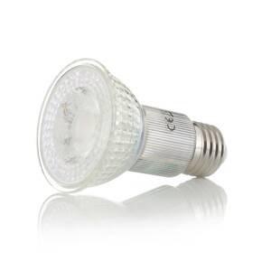 BELID Stropné LED svietidlo Bizzo, hliník, číre sklo