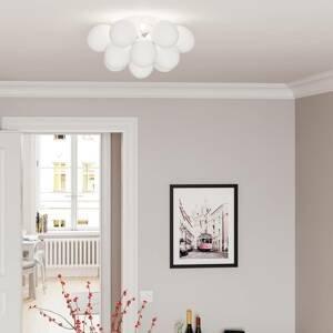 By Rydéns By Rydéns Gross stropné svietidlo biele matné 30cm