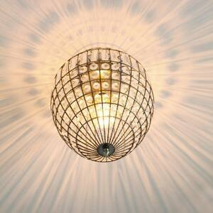 By Rydéns By Rydéns Amadeus stropné svietidlo antika sklo