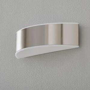 BEGA BEGA Prima nástenné svietidlo clona oceľ 35,4cm
