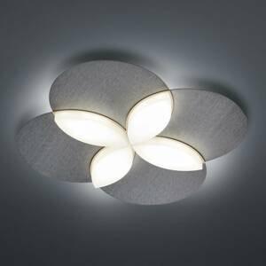 BANKAMP BANKAMP Spring stropné LED svietidlo, antracit