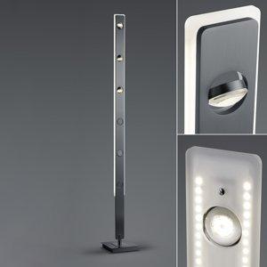 BANKAMP BANKAMP Caro stojaca LED lampa ovládaná antracit