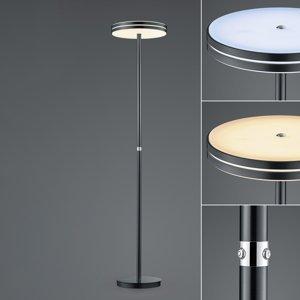 BANKAMP BANKAMP Gem stojaca LED lampa, stmievač, antracit