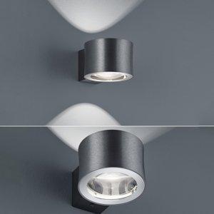 BANKAMP BANKAMP Impulse nástenné LED svietidlo, antracit