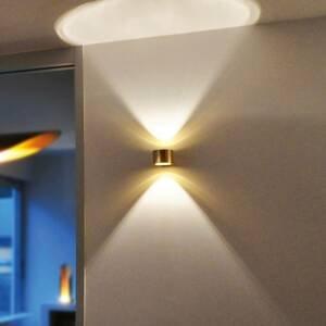 BANKAMP BANKAMP Impulse nástenné LED svietidlo up/down Au