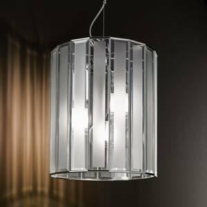 Cremasco Buona Visione závesná lampa v okrúhlom tvare