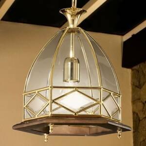 Cremasco Závesná lampa Campana