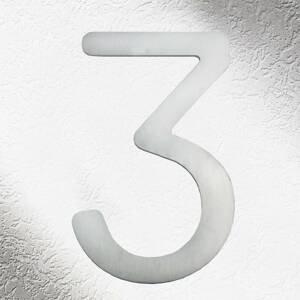 CMD Vysokokvalitné čísla domu z ušľachtilej ocele 3