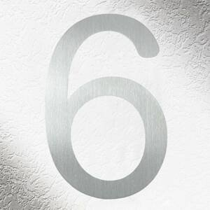 CMD Vysokokvalitné čísla domu z ušľachtilej ocele 6