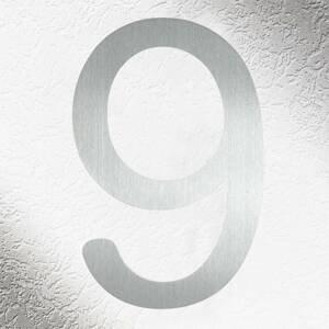 CMD Vysokokvalitné čísla domu z ušľachtilej ocele 9