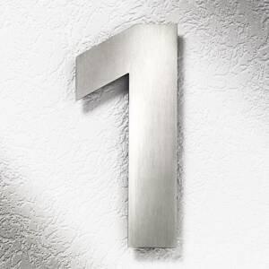 CMD Číslo domu, oceľ, veľké 1