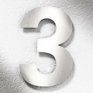CMD Číslo domu, oceľ, veľké 3