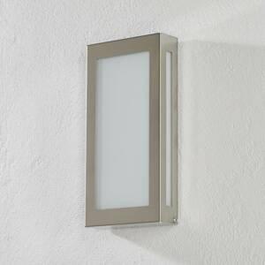 CMD Vonkajšie LED svietidlo 118LED, ušľachtilá oceľ