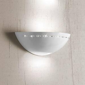 Ceramiche Nástenné svietidlo Laurentia 30cm