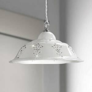 Ceramiche Závesná lampa Guiliano
