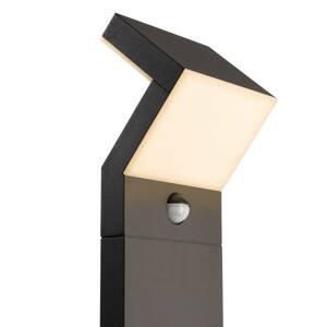 Deko-Light Chodníkové LED Taygeta, výška 100cm, so snímačom