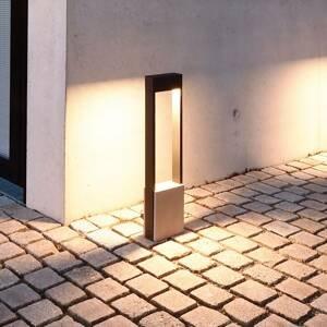 Deko-Light Chodníkové LED Chertan, betónový prvok, 100cm