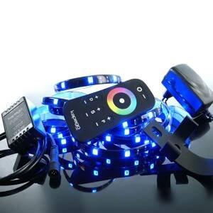 Deko-Light Súprava LED pásikov Mixit RGB 2,5m, 17W