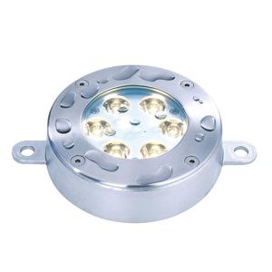 Deko-Light Podvodné zapustené podlahové LED, teplá biela