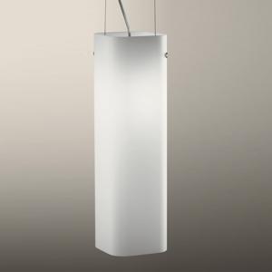 de Majo de Majo Carre závesná lampa zo skla 1-plameňová