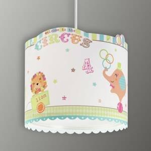 Dalber Závesná lampa Circus pre detskú izbu